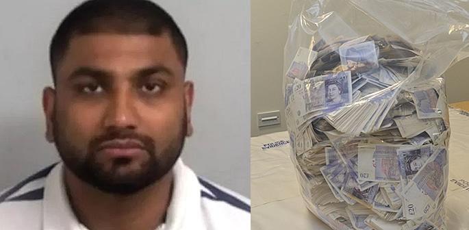 UK Man Fleeing to Dubai with £1.5m Cash loses Money f