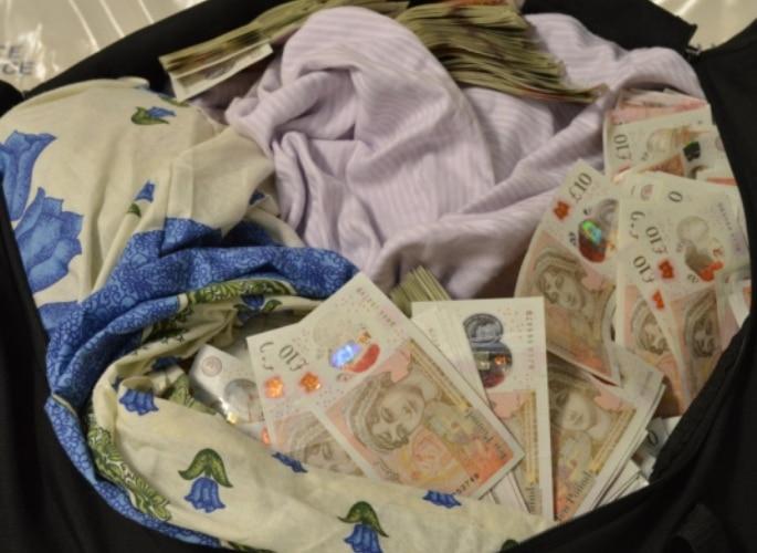 UK Man Fleeing to Dubai with £1.5m Cash loses Money