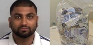 UK Man Fleeing to Dubai with £1.5m Cash loses Money f