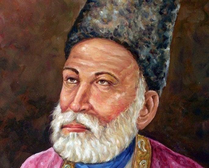 Urdu Poets - mirza