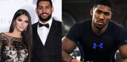 Why Amir Khan accused Wife of Sleeping with Anthony Joshua