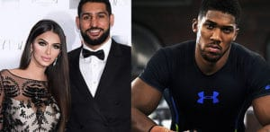 Why Amir Khan accused Wife of Sleeping with Anthony Joshua f
