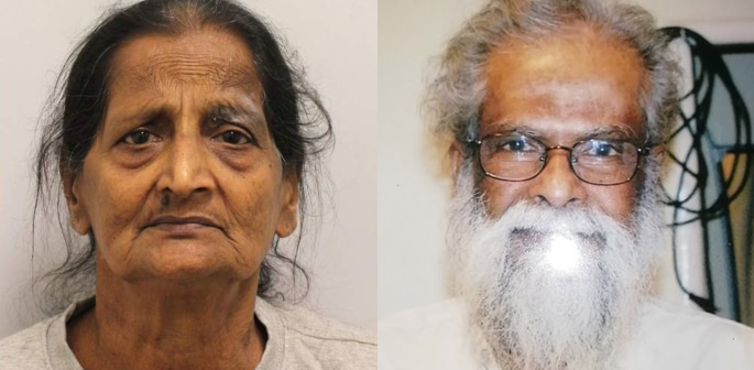 "Control Freak Girlfriend Who Stabbed And Starved Partner: Wife Beat Her ""control Freak"" Husband Aged 76 To Death"