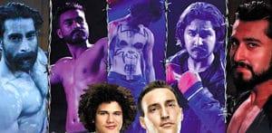 Wrestling Stars to 'Rumble in Pakistan' 2019 - F