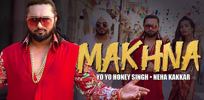 Yo Yo Honey Singh's 'Makhna' wins Best Non-Film Song Award f