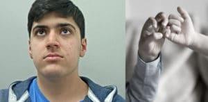 यंग ब्लैकबर्न मैन ने 6 साल की उम्र में रेपिंग गर्ल के लिए जेल की सजा काट ली