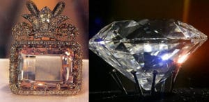 10 Diamonds Originating from India f