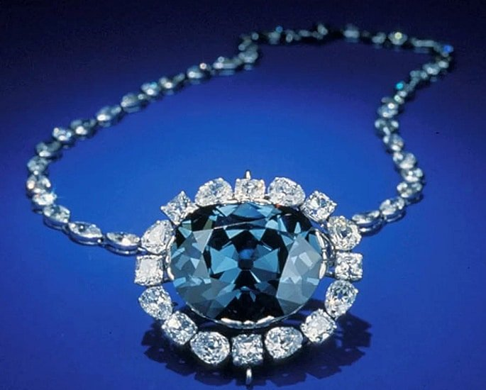 10 Diamonds Originating from India - hope