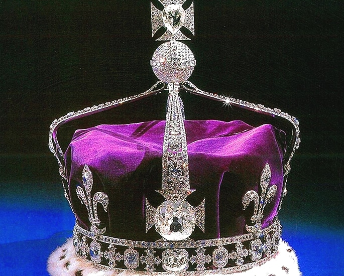 10 Diamonds Originating from India - kohinoor