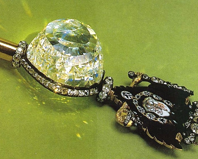 10 Diamonds Originating from India - orlov