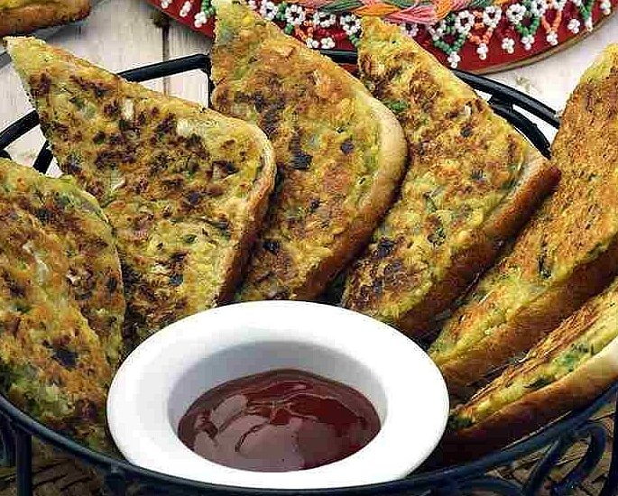 10 Indian Sandwich Recipes and Fillings to Enjoy - daal