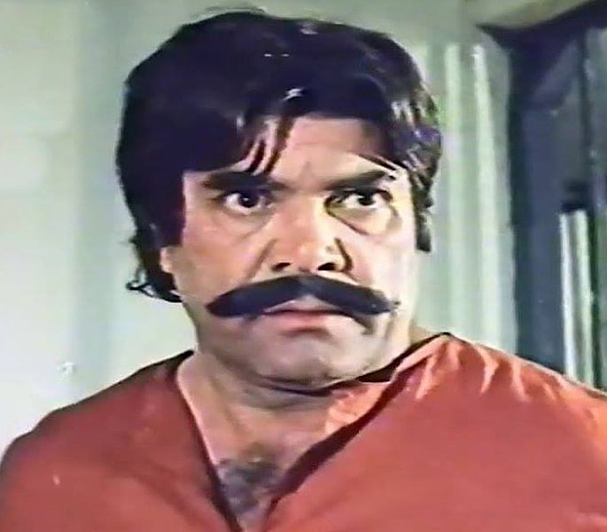 20 Popular Pakistani Film Heroes who Ruled our Hearts - Sultan Rahi