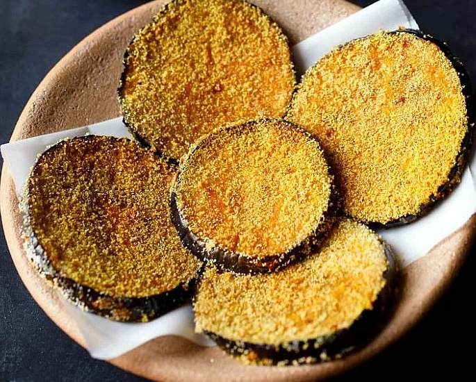 7 Indian Aubergine Recipes to Make and Enjoy - fry