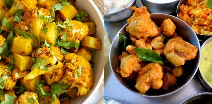 7 Indian Cauliflower Recipes to Make and Enjoy f