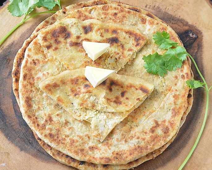 7 Indian Cauliflower Recipes to Make and Enjoy - paratha