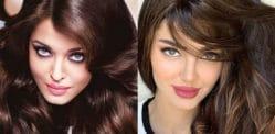 Aishwarya Rai has a Look Alike who's an Iranian Model