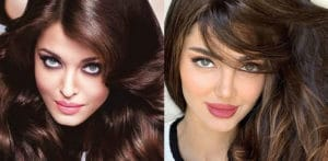 Aishwarya Rai has a Look Alike who's an Iranian Model f