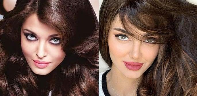 Aishwarya Rai has a Look Alike who's an Iranian Model f