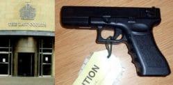 Ali Akram jailed for Using Imitation Gun on Dad of Ex-Girlfriend