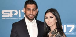 Amir Khan moving House to 'Save Marriage' with Faryal?