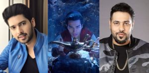 Armaan Malik and Badshah to feature in Disney's Aladdin f