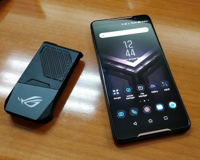 મોબાઇલ ગેમિંગ માટે ખરીદવા માટેના શ્રેષ્ઠ સ્માર્ટફોન - asus