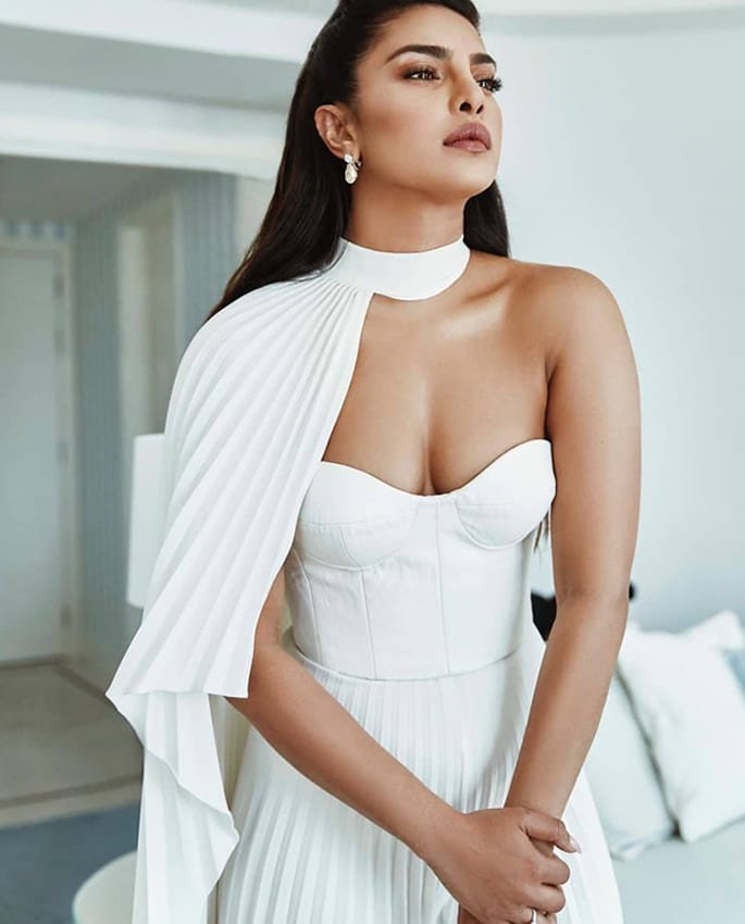 Bollywood Stars at Cannes Film Festival 2019 - priyanka 2