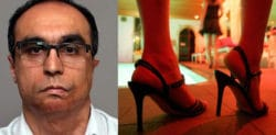 Businessman uses Knife to threaten Sex Worker in Hotel