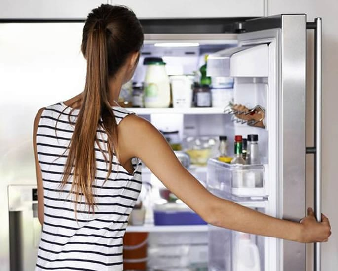 Clearing Nasty Fridge Odours