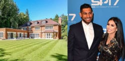 Could this be Amir and Faryal's New Home in Ascot?