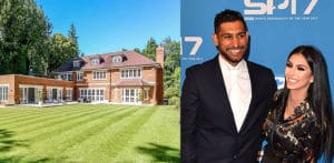 Could this be Amir and Faryal's New Home in Ascot f