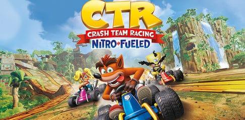 Crash Team Racing Nitro Fueled A Lap of Nostalgia f
