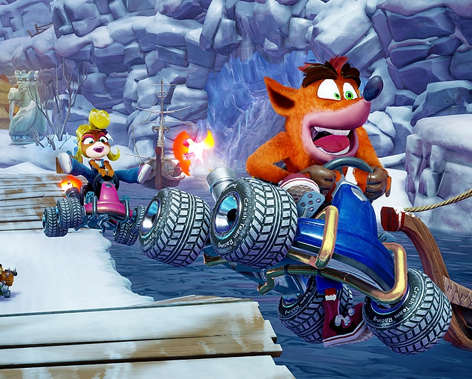 Crash Team Racing Nitro Fueled A Lap of Nostalgia - gameplay