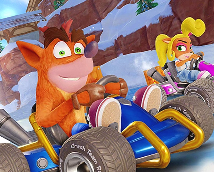 Crash Team Racing Nitro-Fueled: A Lap of Nostalgia | DESIblitz