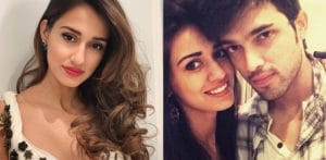 Did Disha Patani date Parth Samthaan before Tiger Shroff f