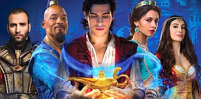 Disney's Live Action film 'Aladdin': A Whole New World! F