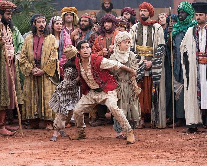 डिज्नी की लाइव एक्शन फिल्म 'अलादीन': एक पूरी नई दुनिया! - मेना मसूद