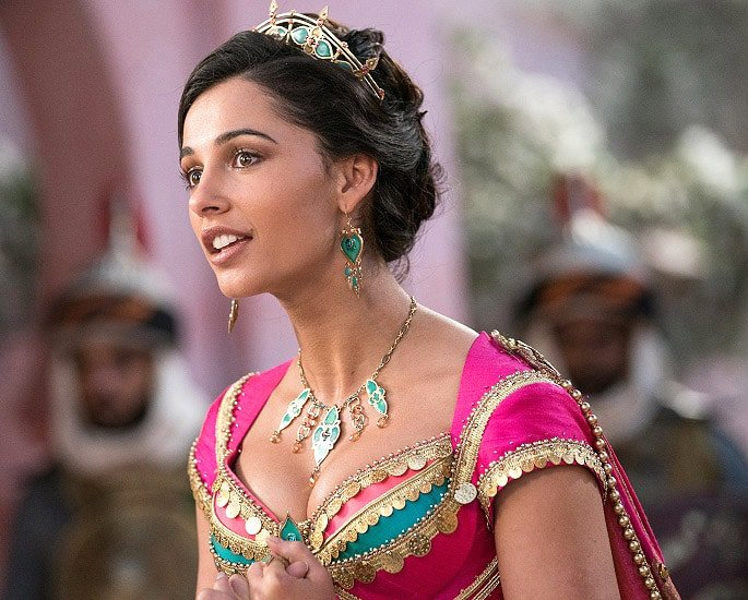 Disney's Live Action film 'Aladdin': A Whole New World! - Princess Jasmine