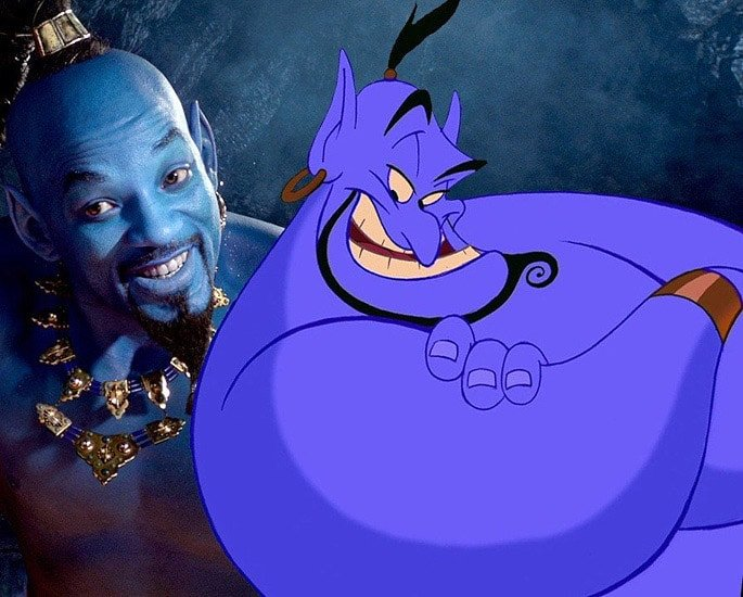 Disney's Live Action film 'Aladdin': A Whole New World! - Will Smith