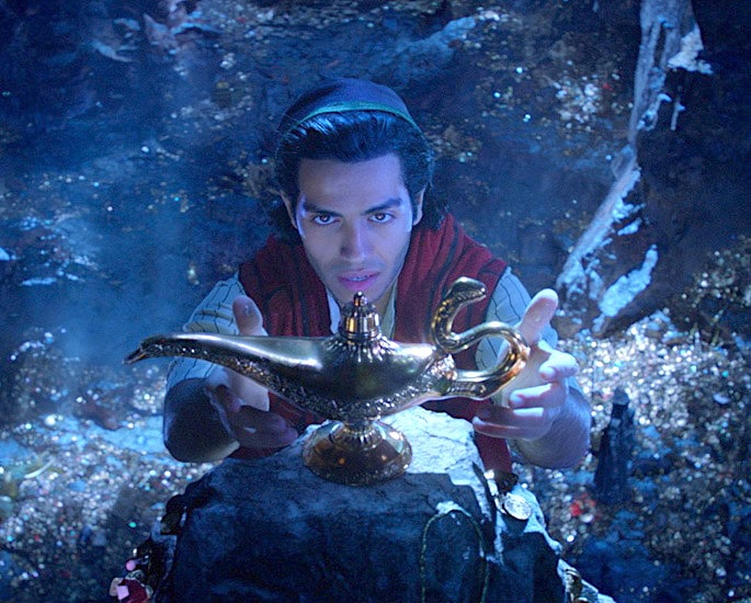 Disney's Live Action film 'Aladdin': A Whole New World! - diamond in the rough