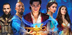 Disney's Live Action film 'Aladdin': A Whole New World! F