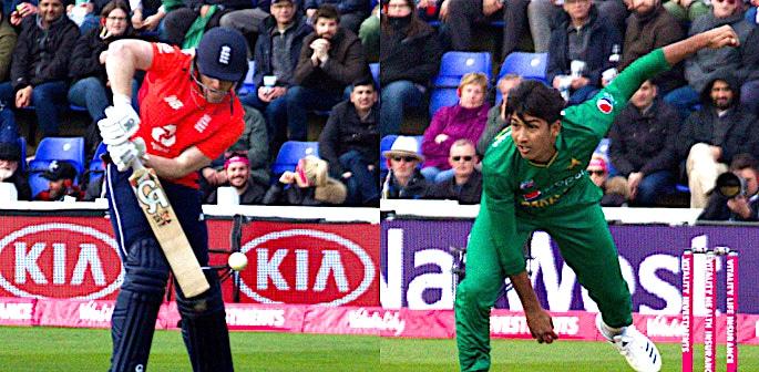 Eoin Morgan stars in England T20 Triumph over Pakistan - F
