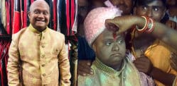 Gujarati Groom has Lavish Wedding without Bride