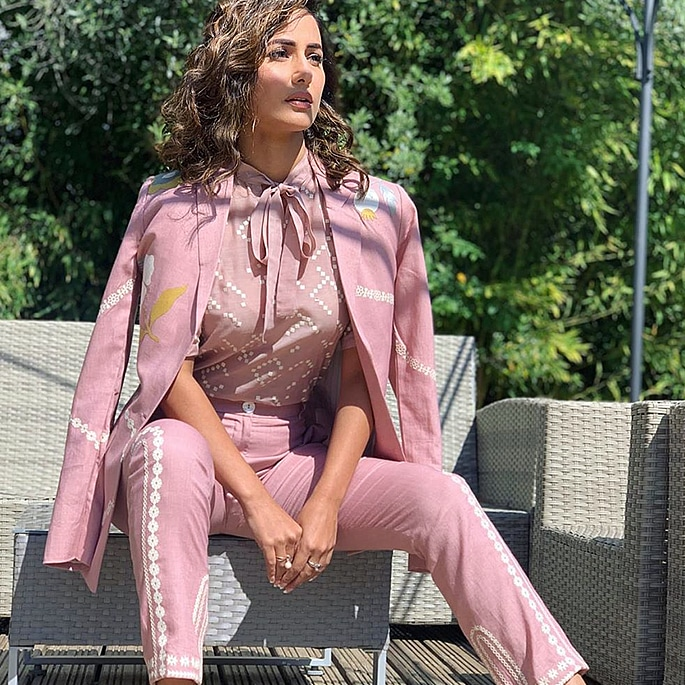 Hina Khan shares her Stylish Look at Cannes Festival 2019 3