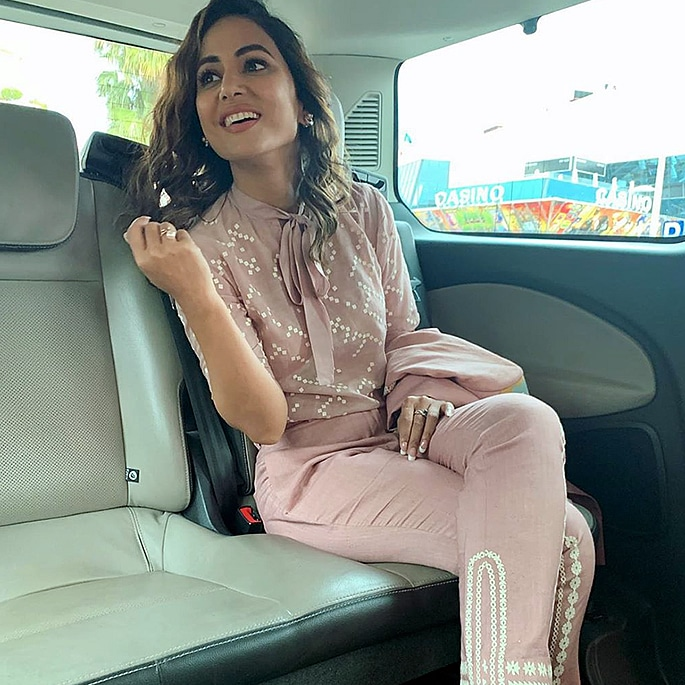 Hina Khan shares her Stylish Look at Cannes Festival 2019 5