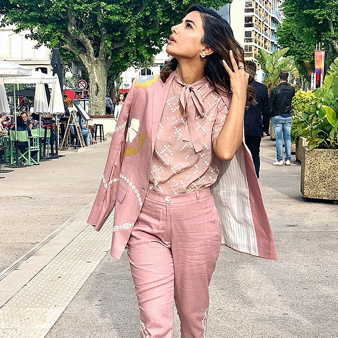 Hina Khan shares her Stylish Look at Cannes Festival 2019