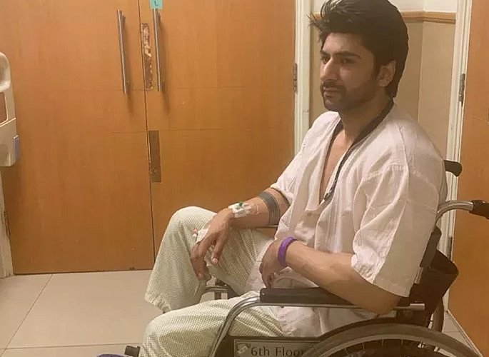 Indian TV Actor says Police Beat Him all Night