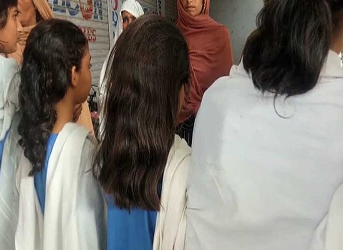 Lady Teacher cuts off Hair of Students in Pakistan