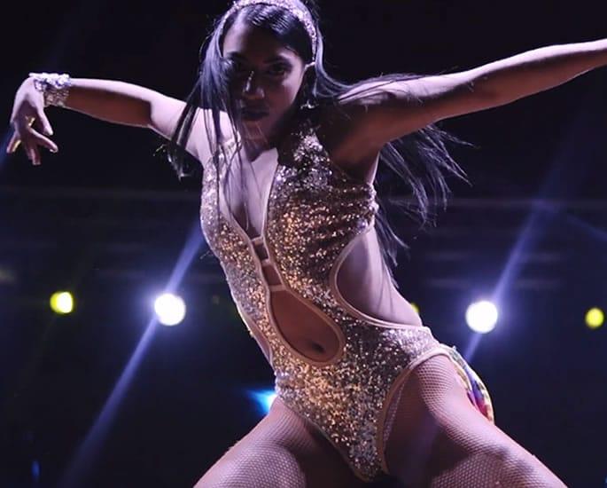 Lavish $2 Million Indian Wedding in Turkey celebrated in Style - dancer