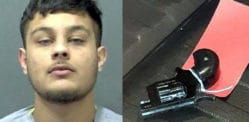 Luton Drug Dealer with Gun jailed after Fast Police Chase